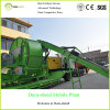 판매를 위한 기계를 재생하는 두 배 샤프트 슈레더 엄격한 품질 관리