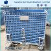 Metal plegable Storage Cage con Wheels