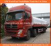 12wheel 290HP 25000liters Dongfeng Heavy Water Tanker Truck