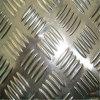placa de acero inoxidable Checkered laminada en caliente 304 2b