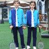 学生服のスポーツの摩耗の方法学校の衣服