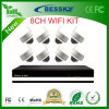 Hot of halls Bessky outdoor Wireless WiFi IP Camera NVR kit