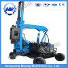 Leitschiene-Träger-Pfosten-hydraulische Presse-Blatt-Stapel-Fahrer