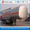 De fabriek leidt 3 As 40cbm Aanhangwagen van de Vrachtwagen van de Tanker van de Brandstof van de Aanhangwagen van de Olietanker van 50cbm De Semi voor Verkoop