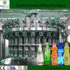 Máquina carbónica del CO2 de la botella del animal doméstico de la máquina de rellenar de la bebida