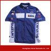 Personalizados de carreras de motocross camisas Pit Crew personalizada sublimación hombres (S07)