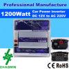 12 вольта 220 вольтов солнечного с инвертора 1200W связи решетки