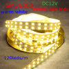 DC12V Warm White Double Row 120LEDs/M SMD5050 LED Strip Light