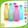 botella plástica colorida Dn-073b del té del agua de 600ml Travel&Sport