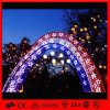 Напольное Christmas Holiday СИД Decorating 3D Arch Light