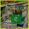 卸し売り昇進によってリサイクルされる非編まれたワイン・ボトル袋