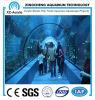 Transparent modificado para requisitos particulares PMMA ULTRAVIOLETA Tunnel de Aquarium Project Price