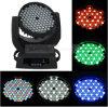 108X3w RGB RGBW LED Moving Head Wash Light
