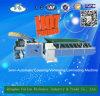 Semi-automática corrugado cartón y chapa Cubiertas y máquina de laminación