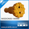 Mission50-140mm High Air Pressure DTH Bit mit Dome Buttons