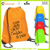 210d promozionale Polyester Drawstring Backpack (PRD-8130)