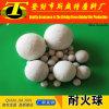 65-70% esfera de moedura da alumina Al2O3 para o cimento da fibra