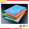 Prix plein de feuille de relief par polycarbonate plein texturisé de feuille
