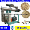 Poultry Feedのための水平のRing Die Pellet Machine