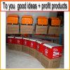 Cadre de bonne qualité de la distribution de pizza de cadre de moto de fibre de verre avec l'isolation (PZA-145)