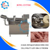 10-60kg Por lote Meat Bowl Cutting Machine Cortador de tigela de carne
