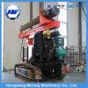 Programa piloto de pila hidráulico del tornillo de poste el pequeño para poste instala