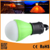La tienda colgante de la lámpara que acampa enciende 3 linternas que acampan del bulbo del LED