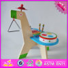 2016 оптовых многофункциональных деревянных музыкальных аппаратур для младенцев, аппаратуры смешной игрушки деревянные музыкальные для младенцев W07A111