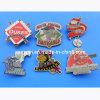 Изготовленный на заказ металл эмали бейсбола 2014 торгуя значками Pin