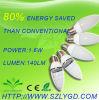 Lámpara 1.6W (LY0016WLACE27-H) del bulbo de la vela del LED