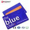 Carnet de socio elegante reescribible de la seguridad RFID