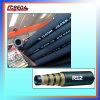 Manguera de goma hidráulica del espiral del alambre del acero de alta resistencia a la tracción