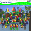 Stock (HK-50034)에 큰 Colorful World Outdoor Playground