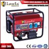 Sh6000 6kVAホンダEngine Electric Start Petrol Generator