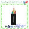 Câble plat et fils électriques isolés par PVC H03vvh2-F H05vvh2-F