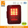LED Square Tail Light per Jeep Wrangler