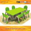 최신 판매 플라스틱 아이들 학교 테이블 (IFP-003)