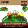 Kind-im Freienspielplatz-Gerät für Schule-Vergnügungspark (X1505-3)