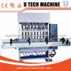 8 - 맨 위 Full-Automatic 기름 충전물 기계
