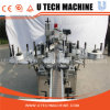 Automatisches Doppeltes versieht Aufkleber-Etikettiermaschine mit Seiten