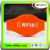 Wristbands passivos populares de 13.56 megahertz 125kHz RFID