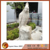 Sculpture moderne en animal de granit de jardin
