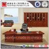 حديثة طلاء لّك [أفّيس فورنيتثر] قشرة خشبيّة مكتب تنفيذيّ ([سم-سل013])