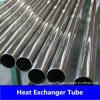 Tubo de acero inoxidable de ASME SA249 para el cambiador de calor