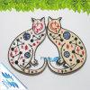 Animais da decoração de Bages do braço do bordado