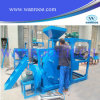 Polvo del HDPE que hace la máquina del pulverizador del HDPE