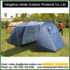 4-5 Personen-fördernde Großhandelswasserdichte Nylonfamilien-kampierendes Zelt