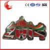 Distintivo su ordinazione di vendita caldo dell'oggetto d'antiquariato del commercio all'ingrosso del metallo