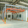 Polvere Coating Line & Spraying Machine per Aluminium Sections