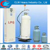 Digital LPG Electronic Filling Scale를 가진 LPG Tank